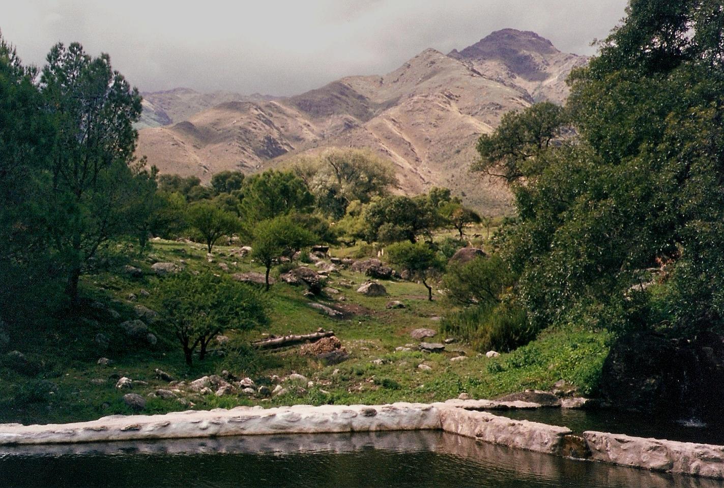 Agua de manantial... ( dedicada a Juan de Dios Vílchez Pérez)