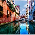 Agua y colores