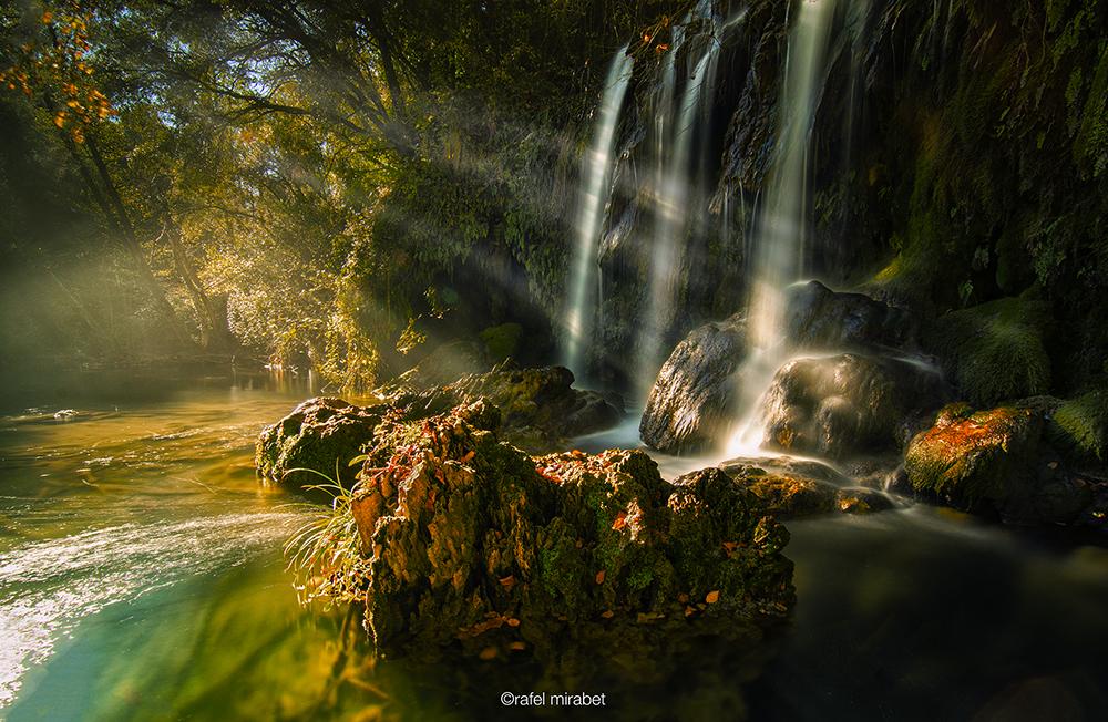 aguas nuevas, viejas luces