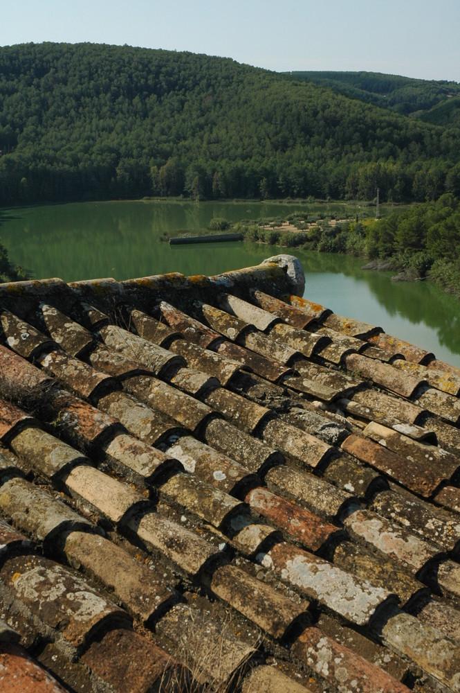 Aguas sobre tejados