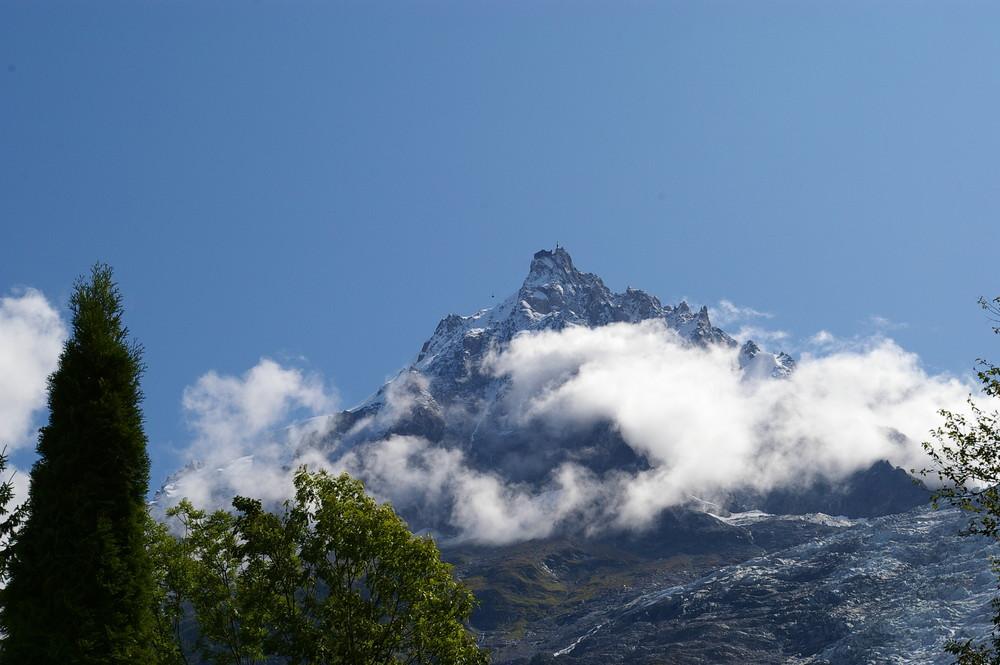 Aguille du Midi 3842m