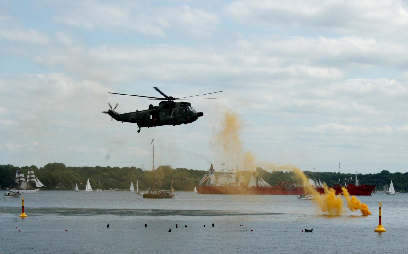 Agusta Westland MK 41 SeaKing
