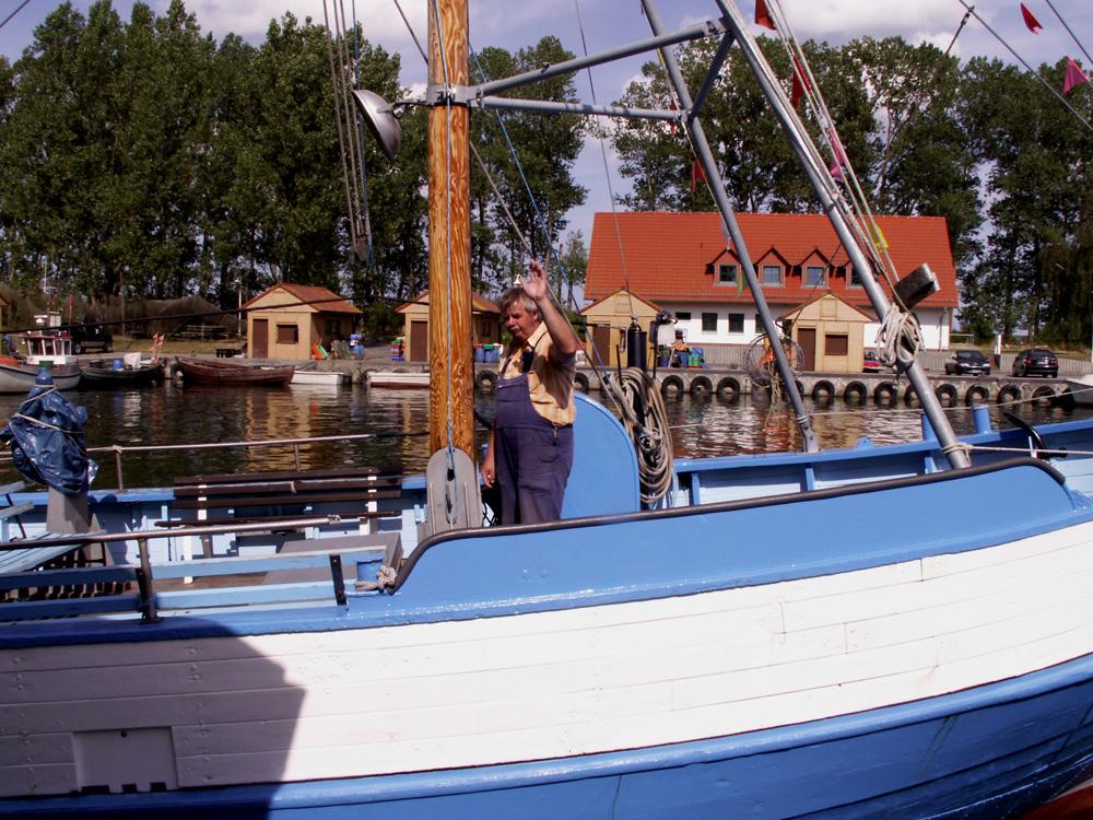 Ahoy Käptn...