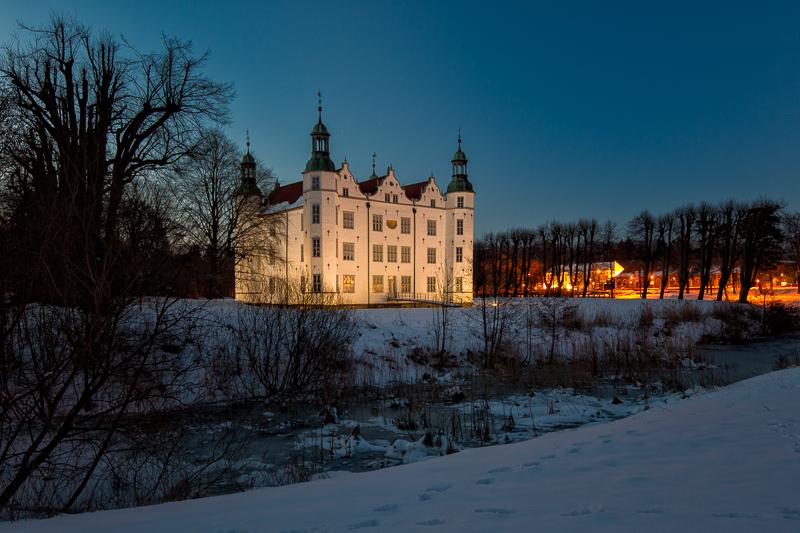 Ahrensburger Schloss III