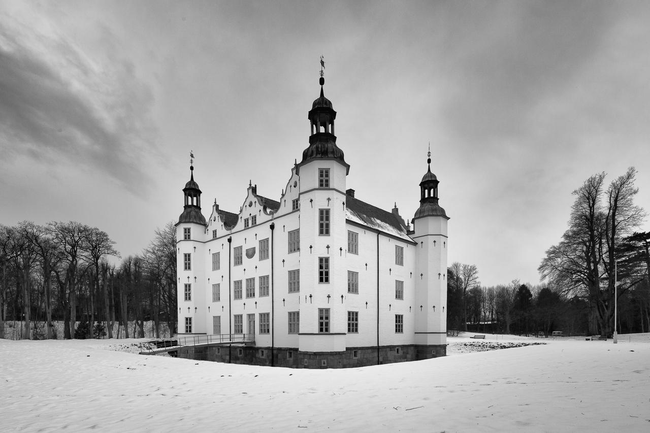Ahrensburger Schloss s&w III