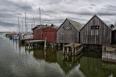 Ahrenshoop Hafen