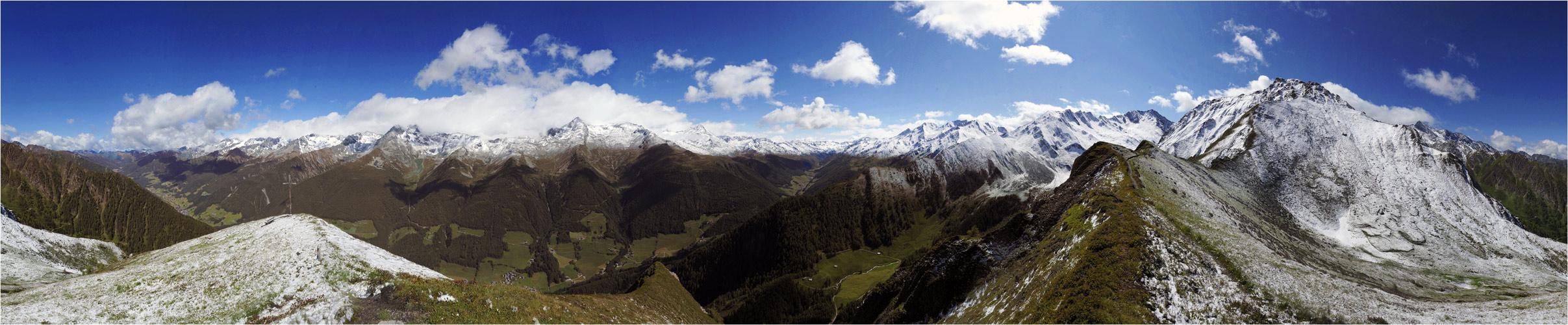 Ahrntaler Bergwelt -