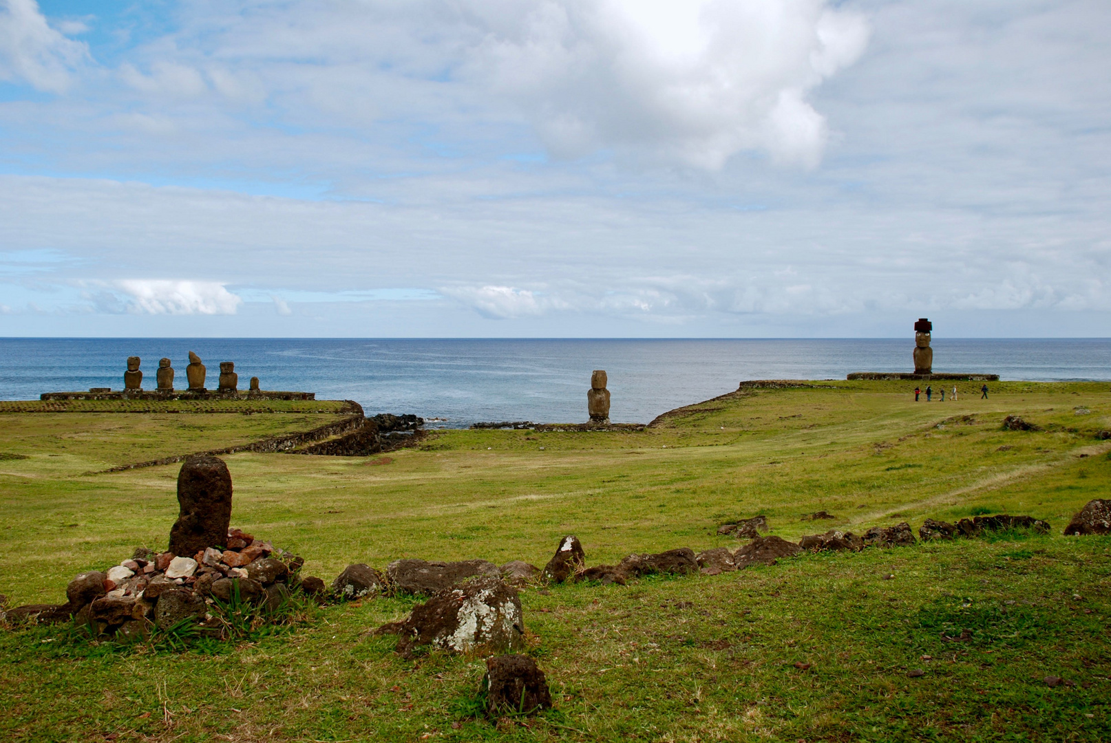 Ahu Tahai - Isola di Pasqua 1
