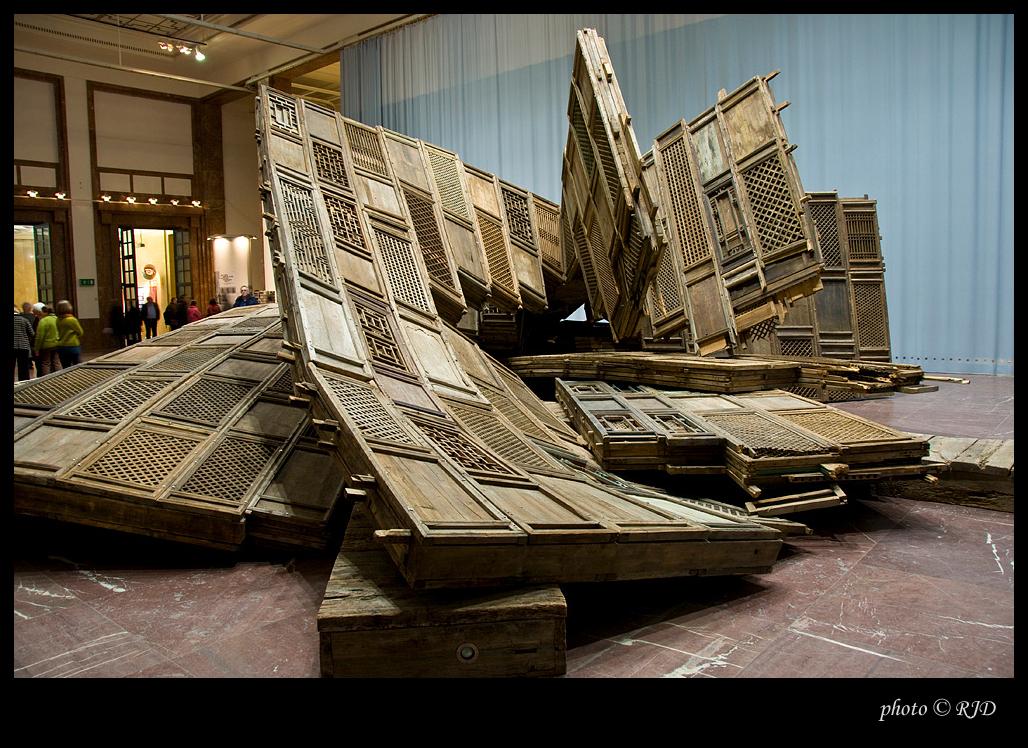 Ai WeiWei Ausstellung I Haus der Kunst München Foto