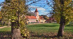 Aichach Bayern - Romantikhotel Schloß Blumenthal -