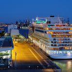 Aida blu in Hamburg