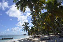 Aida Luna in der Karibik