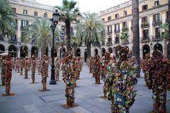 AIDAdiva in Barcelona VI