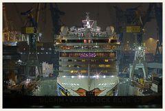 AIDAluna - Standardansicht Dock 17