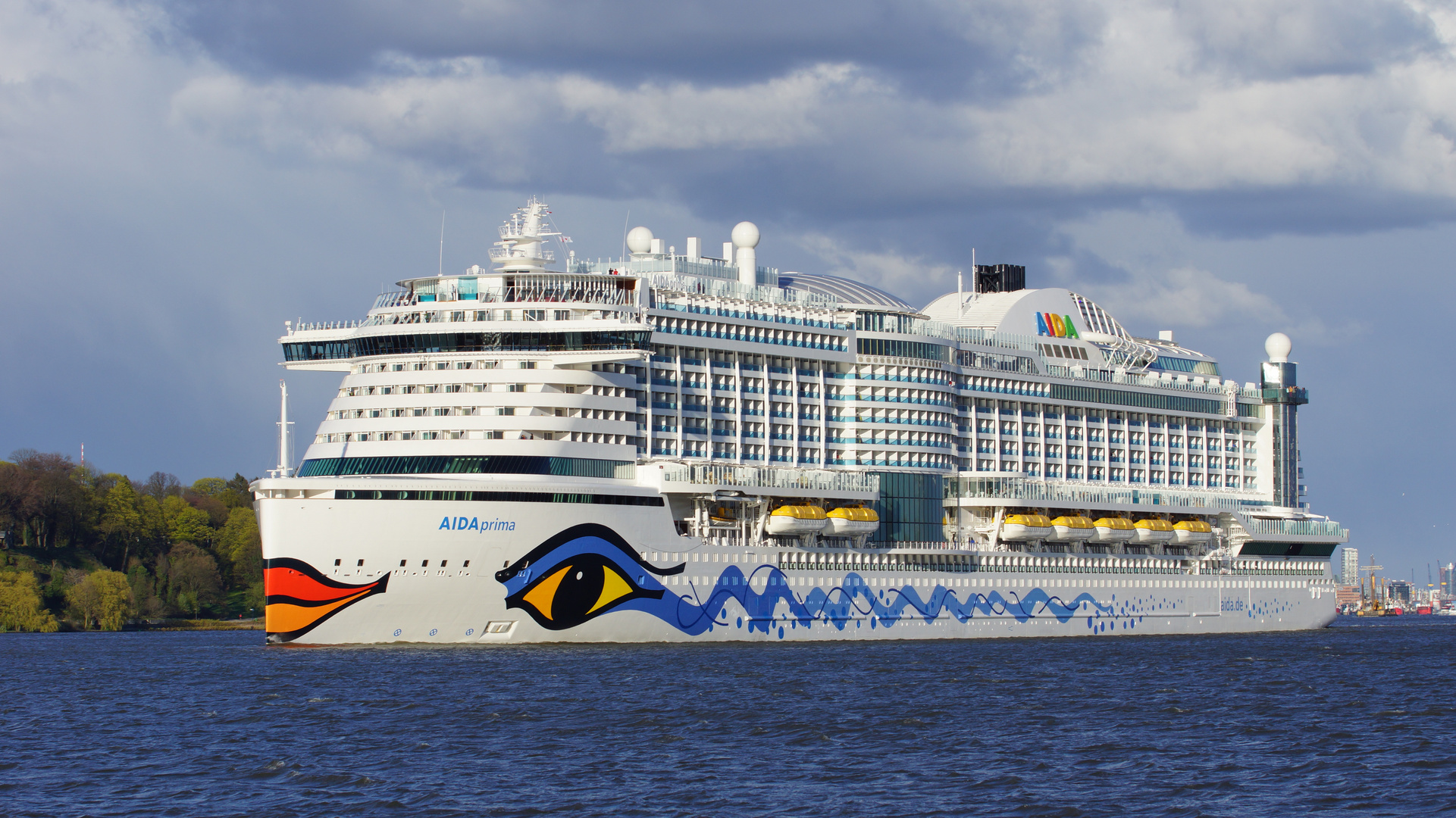 AIDAprima Foto & Bild | schiffe und seewege, motorschiffe
