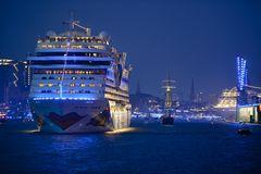 AIDAstella und MSC Magnifica bei den Hamburg Cruise Days