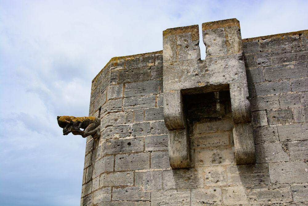 Aigues-Mortes Stadtturm