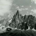 Aiguille du Dru (Mont Blanc Massiv)