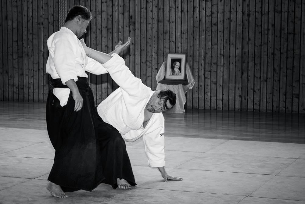 Aikido Live