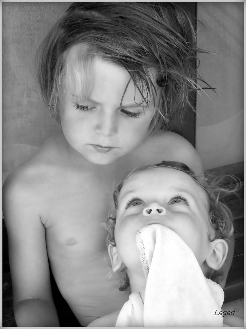 """""""Aimer son frère, c'est s'aimer deux fois..."""""""