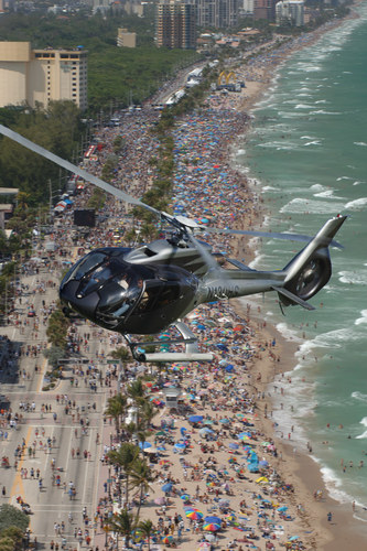 Air and Sea Show - Fort Lauderdale