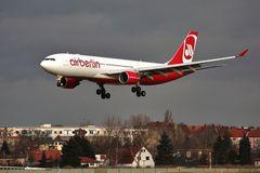 Air Berlin landet zu Hause #2