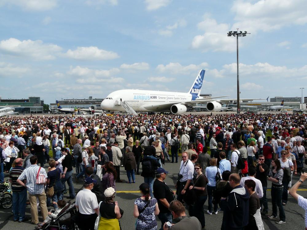 Air Boss in Bremen - 10.05.2009