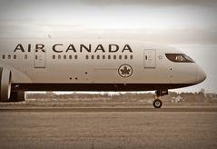 Air Canada....
