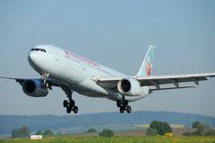 Air Canada Airbus A330-343X C-GFAH