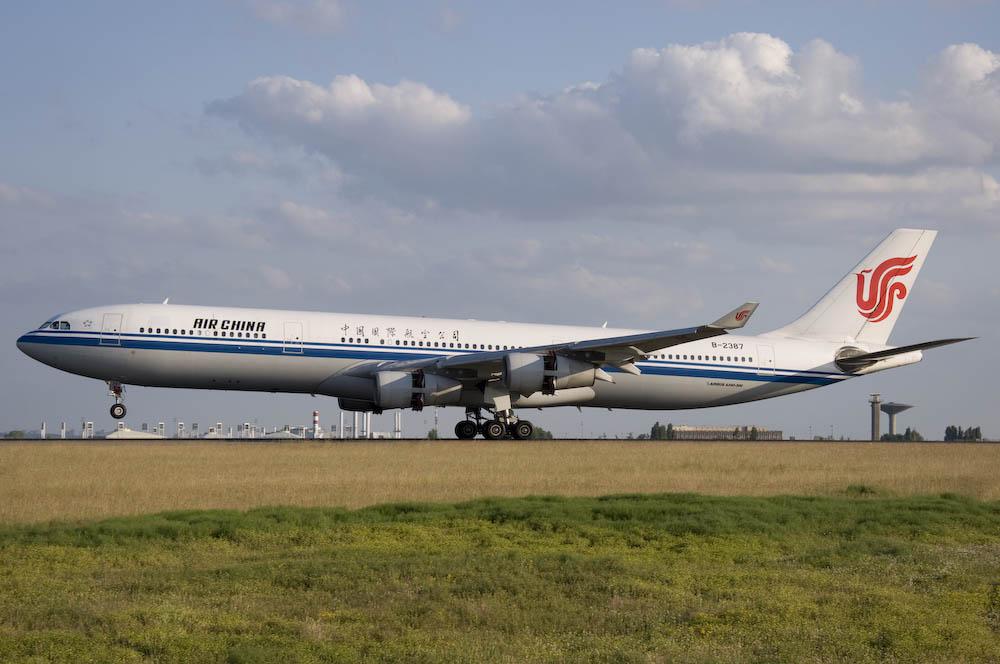 Air China - Airbus A340-313X