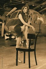 Air Force chick
