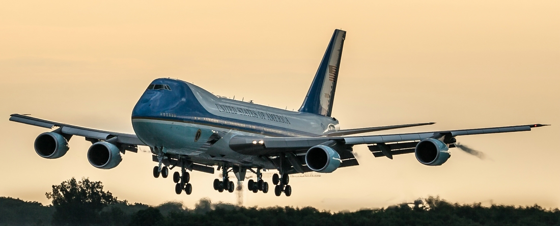 Air Force One #01