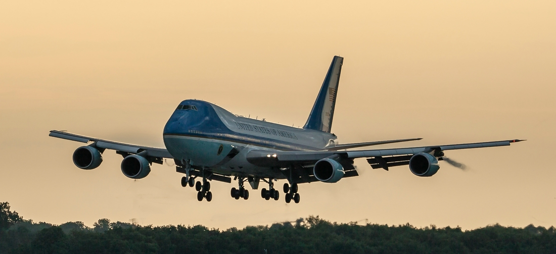 Air Force One #1