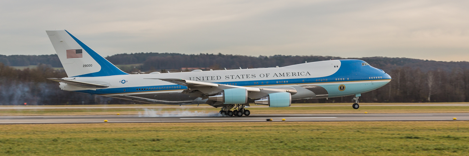 -- Air Force One --