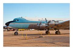 Air Force One von JFK