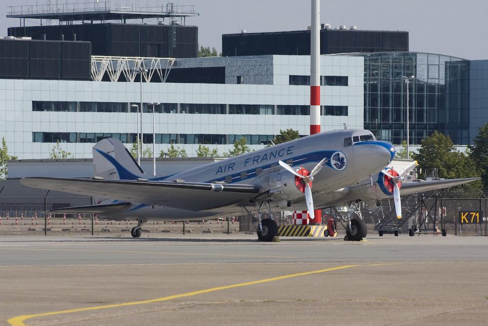 Air France (Dakota et Compagnie) - Douglas C-47A Skytrain (DC-3A)