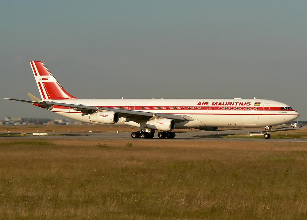 Air Mauritius Airbus A340-313E 3B-NBI