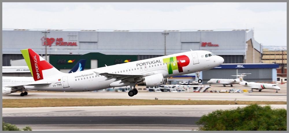 Air Portugal Lisbon