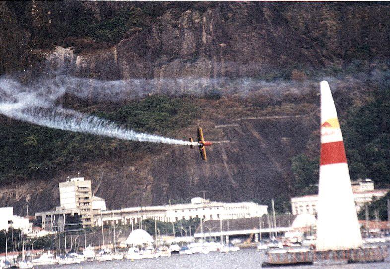 Air Race on Rio de Janeiro