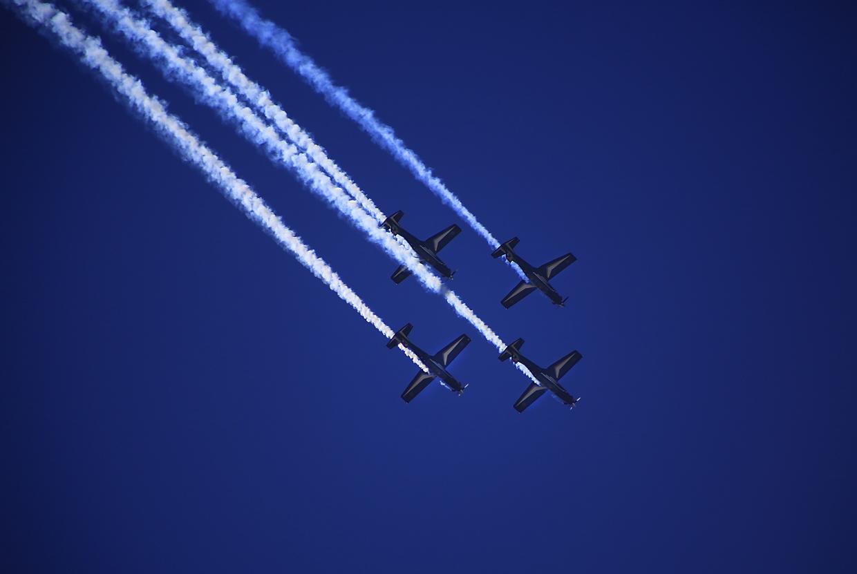 Air Show at FASHKOSH