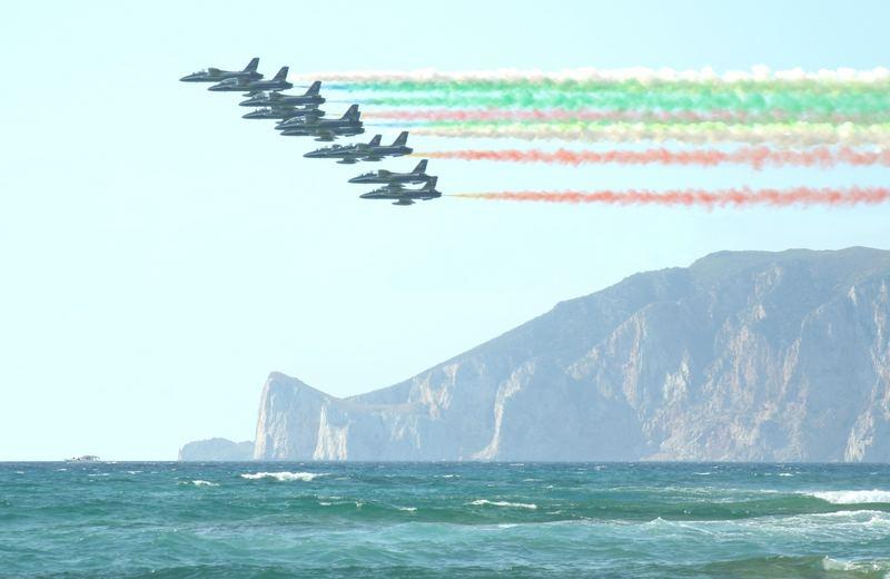 Air Show Gonnesa 3