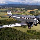 Air-to-Air Junkers JU52