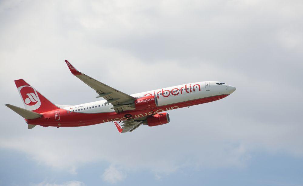 airberlin Boing 737-86J(WL)