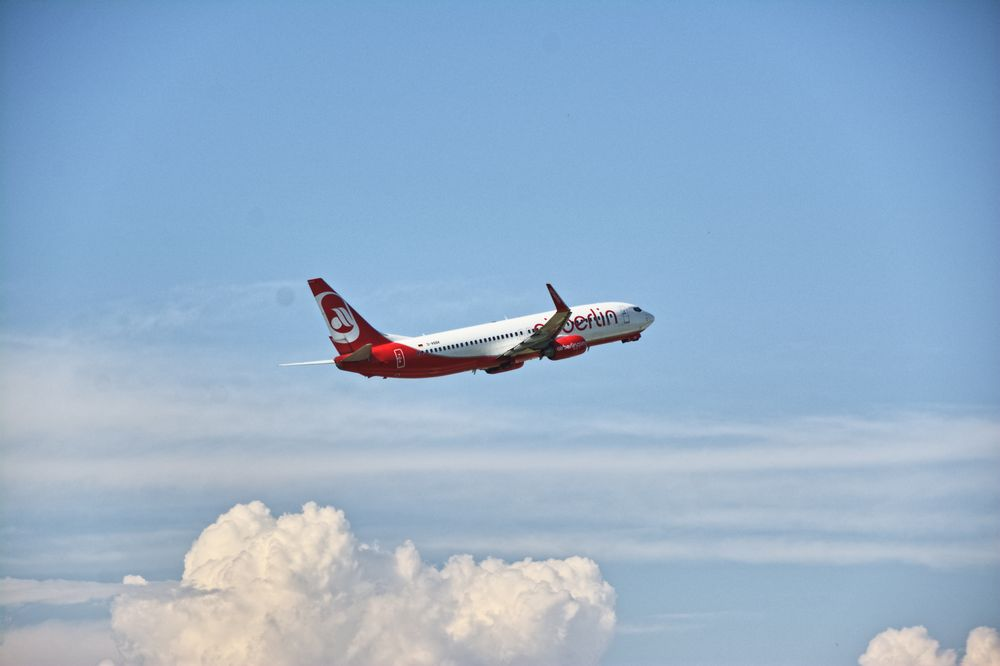 Airberlin Take Off 04