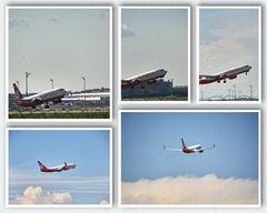 airberlin Take Off