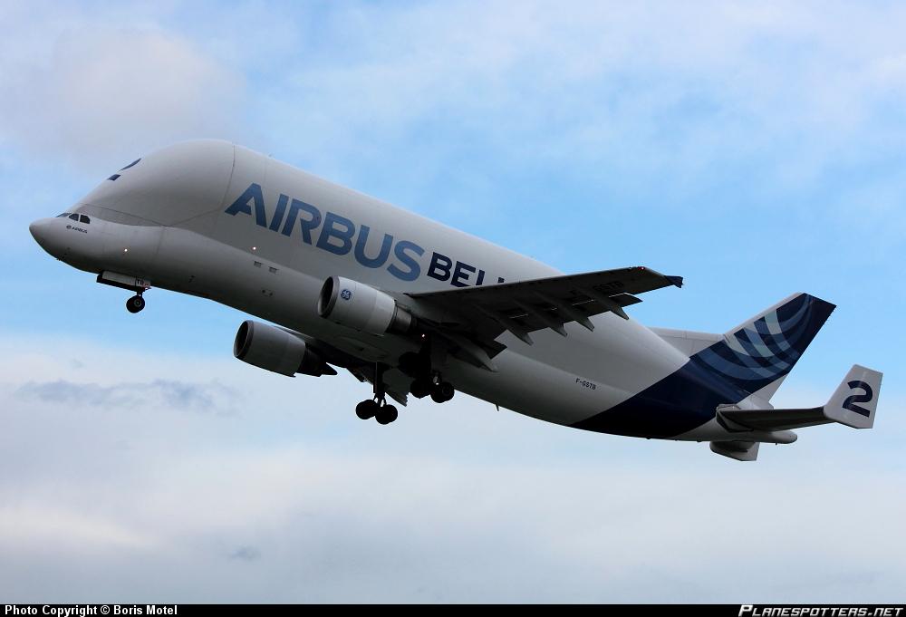 Airbus A-300-605ST BGA - Airbus Transport International