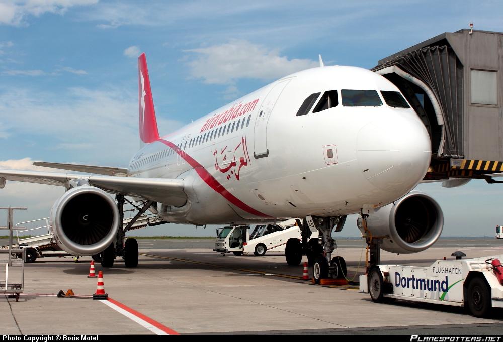 Airbus A-320-214 Air Arabia Egypt