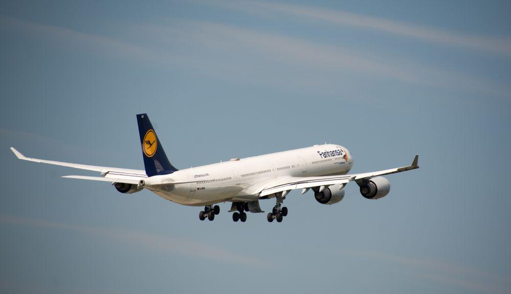 Airbus A 340-600 Lufthansa