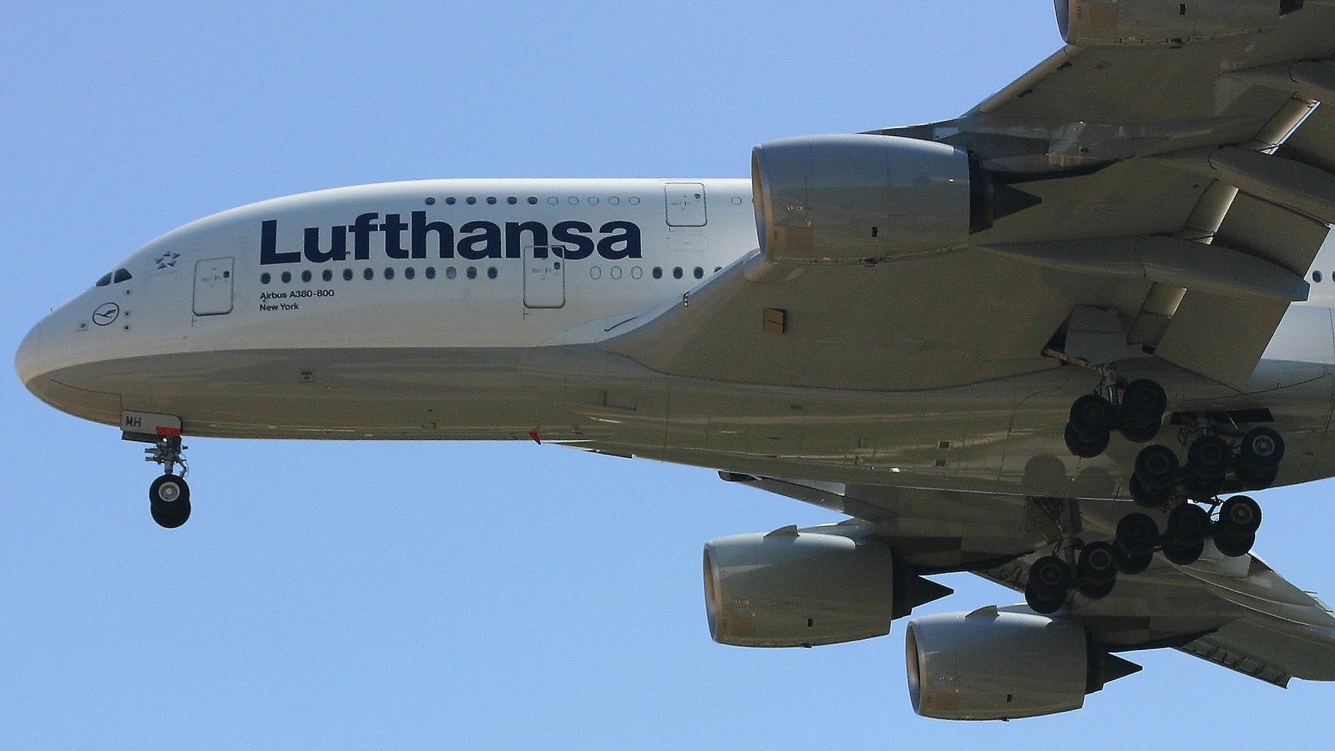 Airbus A 380-800 Lufthansa