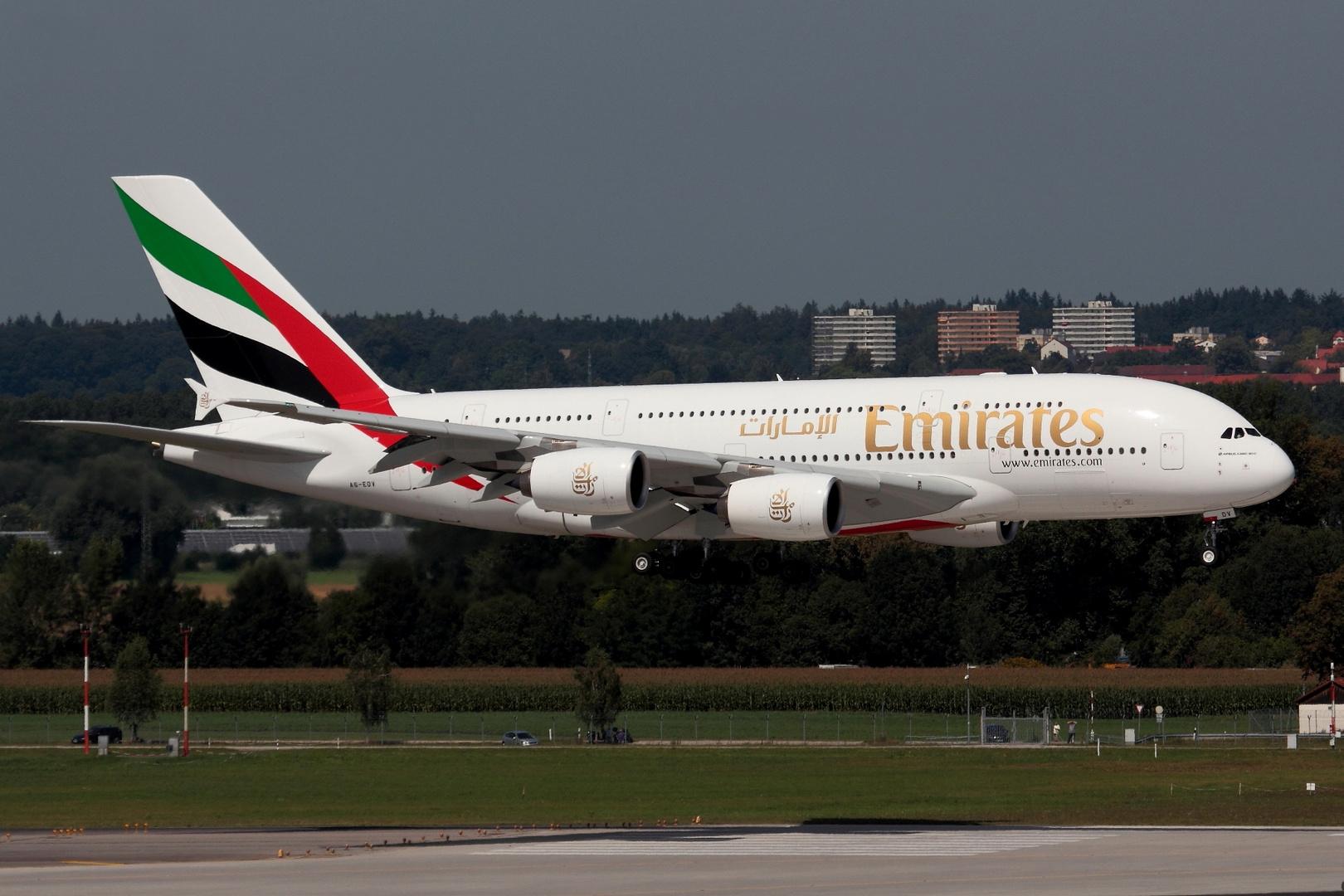 Airbus A-380-861 Emirates